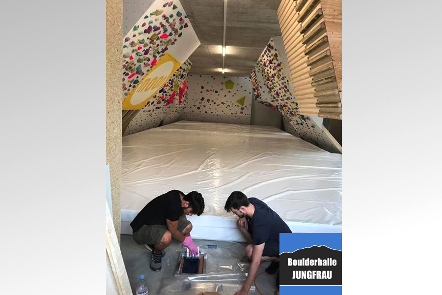A. Bruhin AG - Bouldermatten