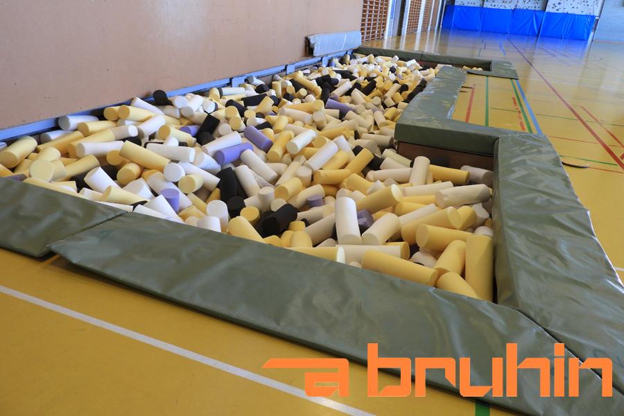 A. Bruhin AG - Schnitzelgrube